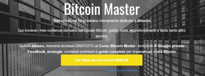 bitcoin corso gratuito